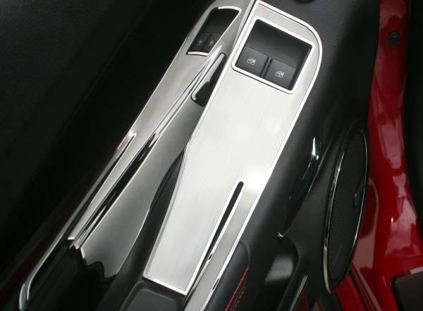 American Car Craft - ACC Inter DoorHandleTrim - 101039