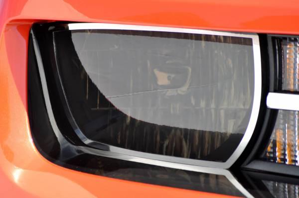 American Car Craft - ACC Headlight Trim Ring - 102016