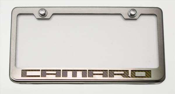 American Car Craft - ACC License Frame - 102043-BBLK
