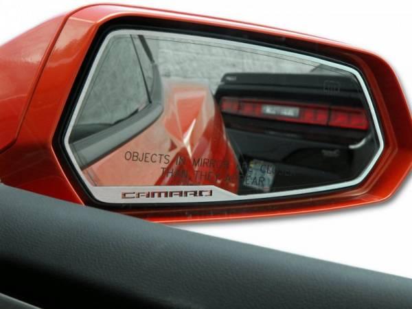 American Car Craft - ACC Door Mirror TrimRing - 102056