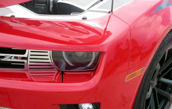 American Car Craft - ACC Headlight Trim Ring - 102064