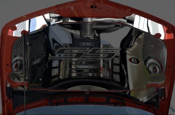 American Car Craft - ACC Hood Panel Insert - 103002