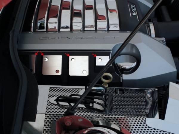 American Car Craft - ACC Engine Dress Up Kit - 103005