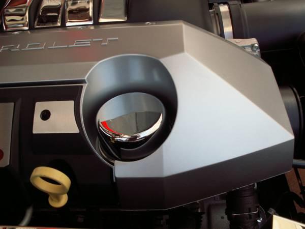 American Car Craft - ACC Fluid Cap Cover Set - 103016