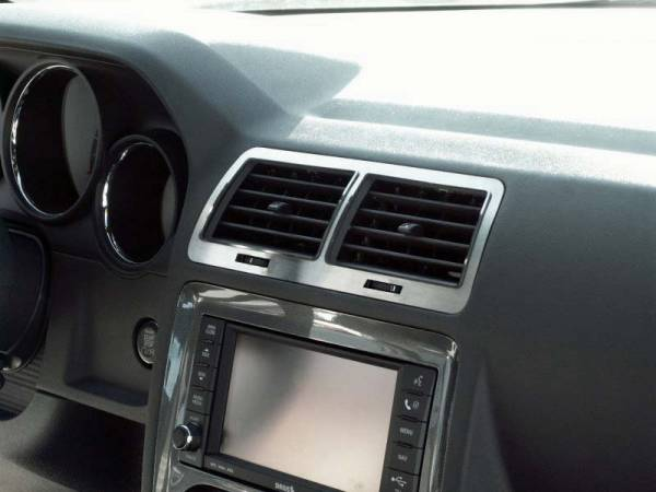 American Car Craft - ACC DBoard Air Vent Trim - 151004