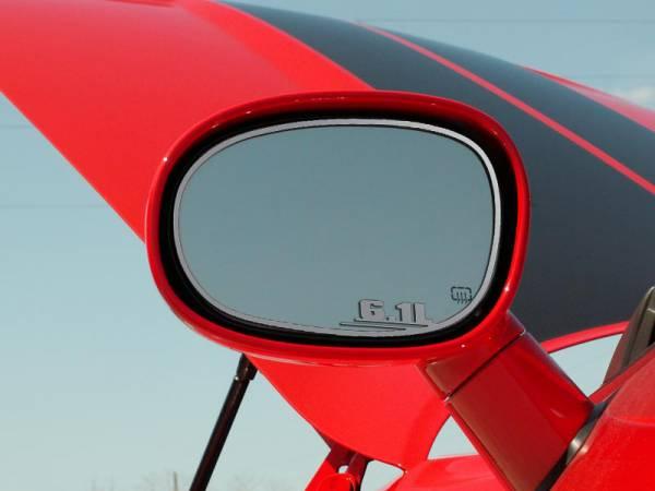 American Car Craft - ACC Door Mirror TrimRing - 151016