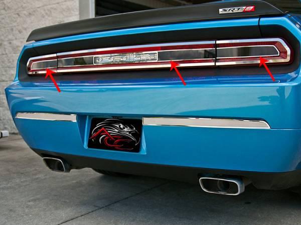 American Car Craft - ACC Tailgate Light - 152021