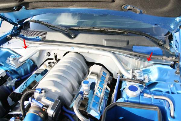 American Car Craft - ACC Engine Dress Up Kit - 153005