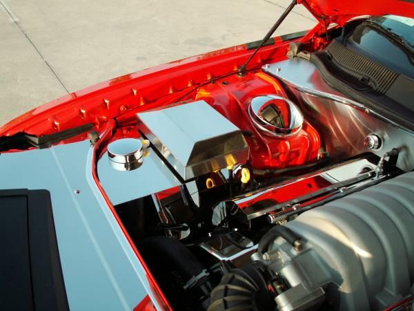 American Car Craft - ACC Fuse Box Cover - 153016