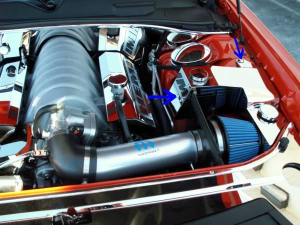 American Car Craft - ACC Engine Dress Up Kit - 153019