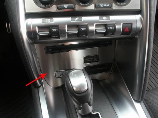 American Car Craft - ACC DBoard Air Vent Trim - 161009