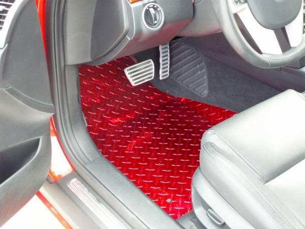 American Car Craft - ACC Floor Mat - 221002-BLK
