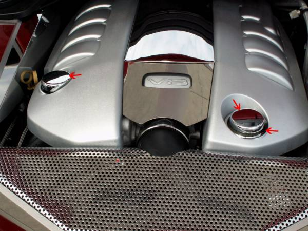 American Car Craft - ACC Engine Dress Up Kit - 223008