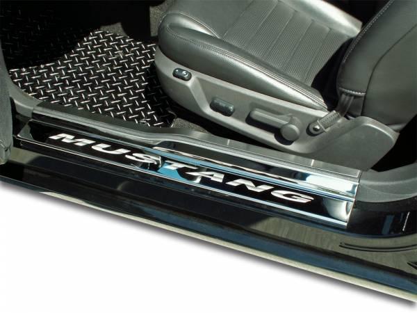 American Car Craft - ACC Door Sill Plate - 271004