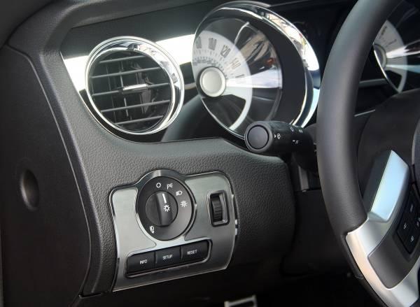 American Car Craft - ACC Interior Trim Kit - 271020