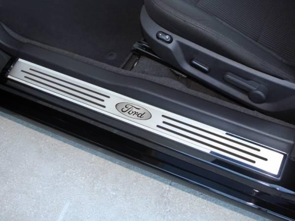American Car Craft - ACC Door Sill Plate - 271028