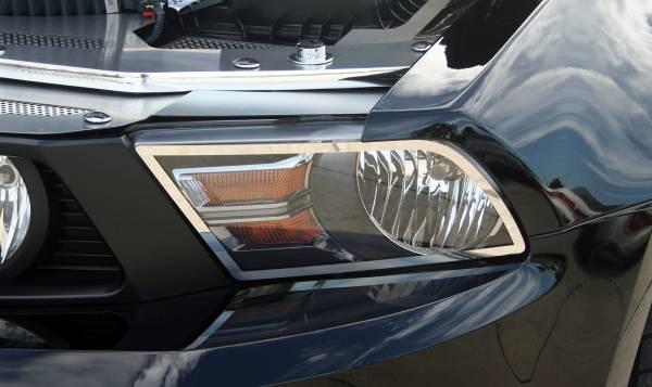 American Car Craft - ACC Headlight Trim Ring - 272012