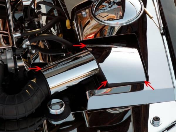American Car Craft - ACC Engine Air Box Cover - 273001