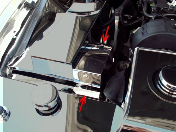American Car Craft - ACC Engine Dress Up Kit - 273003
