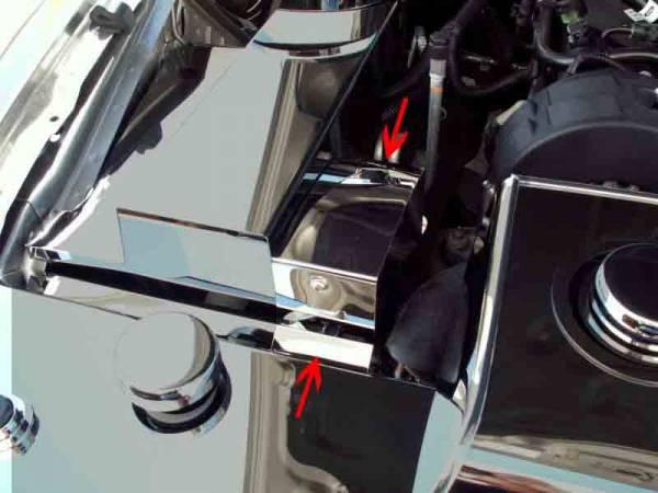 American Car Craft - ACC Engine Dress Up Kit - 273004