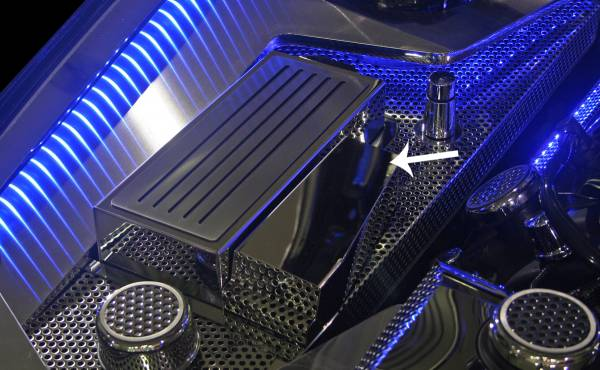 American Car Craft - ACC Engine Dress Up Kit - 273032