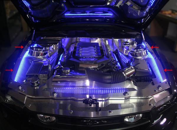 American Car Craft - ACC Engine Dress Up Kit - 273033