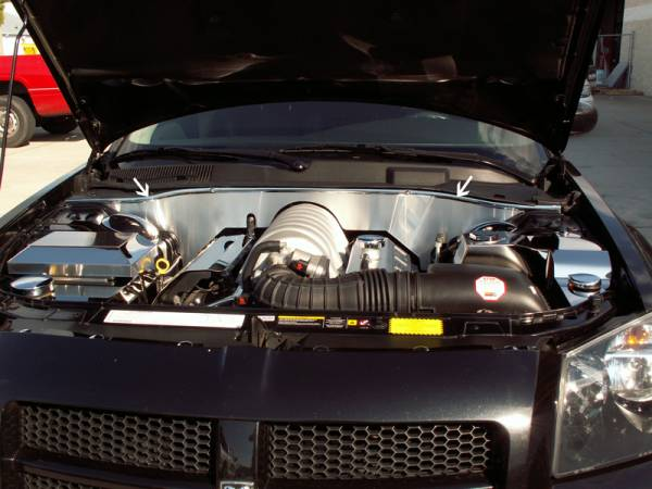 American Car Craft - ACC Interior Trim Kit - 303006