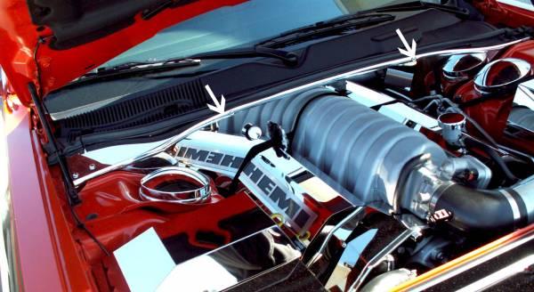 American Car Craft - ACC Engine Dress Up Kit - 303012