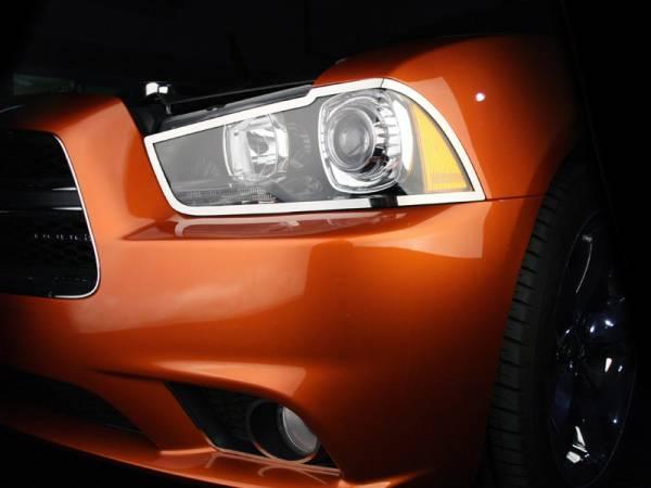American Car Craft - ACC Headlight Trim Ring - 332001