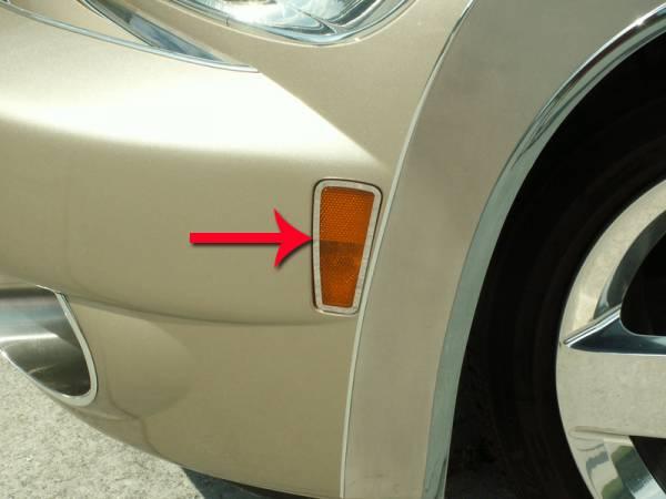 American Car Craft - ACC Side Marker Light - 422003