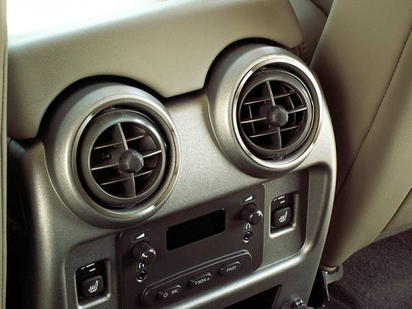 American Car Craft - ACC DBoard Air Vent Trim - 491017