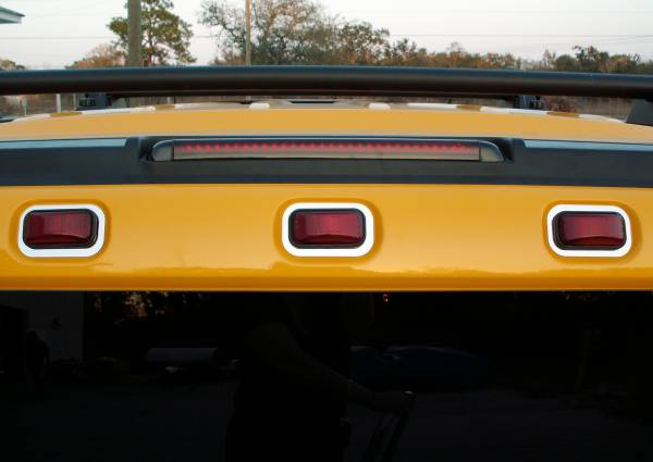 American Car Craft - ACC Exterior Trim Kit - 492005