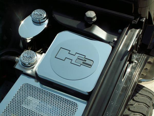 American Car Craft - ACC Fuse Box Cover - 493002
