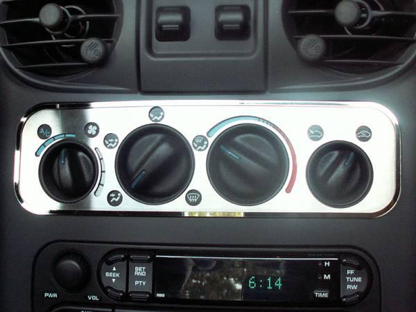 American Car Craft - ACC DBoard Air Vent Trim - 711002