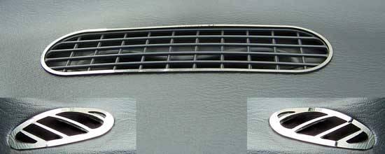 American Car Craft - ACC Interior Trim Kit - 711023