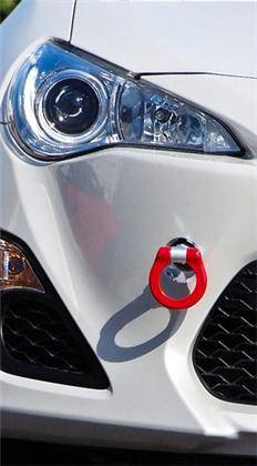 Cusco Tow Hook Swivel Joint Front 13+ FRS/BRZ/FT-86  : 687 017 F www.d2bdmotorwerks.com