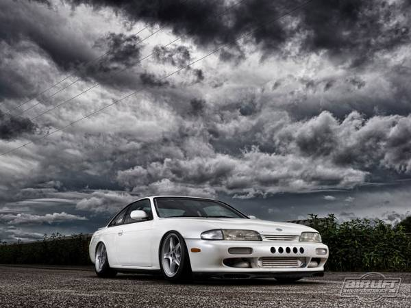 AIRLIFT 98008 S14 240SX/SILVIA 98008 WWW.D2BDMOTORWERKS.COM