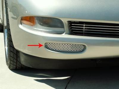 American Car Craft - ACC Grille - 032017 - Image 2