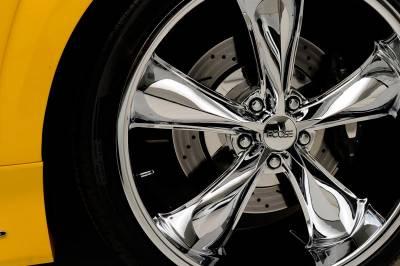 American Car Craft - ACC Camaro Wheel Rotors 4pc Smooth Polished 2010-2013 - 102033 - Image 2
