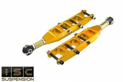ISC Suspension Rear Adjustable Control Arms 08+ Subaru Impreza WRX/STI / 13+ Scion FR-S/Subaru BRZ  / Toyota FT-86: S012CA-V2