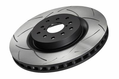DBA - DBA Front Slotted Street Series Rotor  02-10 WRX / 13+ FRS/BRZ/FT-86: DBA650S