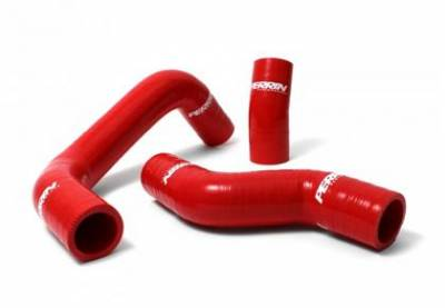 Cooling - PERRIN  - Perrin  Red Radiator Hose Kit 13+ Subaru BRZ / 13+ Scion FR-S/ 13+ Toyota FT-86: PSP-ENG-516RD