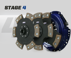 Drivetrain - Clutches - SPEC  - Spec Stage 4 Clutch Kit 13+ Subaru BRZ / Scion FRS/ Toyota FT-86: SU334