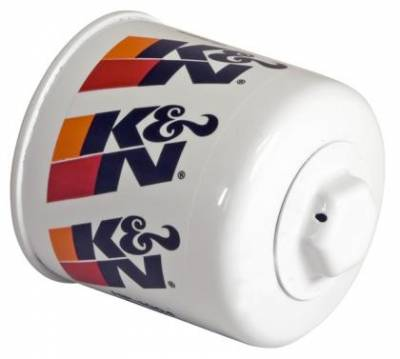 K&N  - K&N Universal Performance Gold Oil Filter :HP-1004