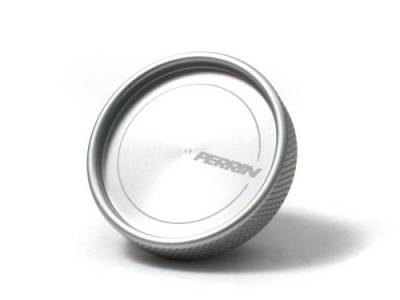 Engine - Accessories/DressUp  - PERRIN  - Perrin Silver Oil Cap 13+ Subaru BRZ / Scion FR-S / Toyota FT-86, 93+ IMPREZA: PSP-ENG-711SL