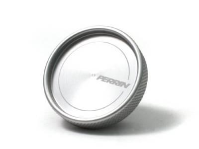 Engine - PERRIN  - Perrin Silver Oil Cap 13+ Subaru BRZ / Scion FR-S / Toyota FT-86, 93+ IMPREZA: PSP-ENG-711SL