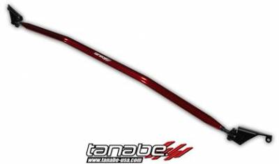 Suspension - Braces - TANABE - Tanabe Sustec Front Strut Tower Bar 12+ SCION IQ :TTB163F