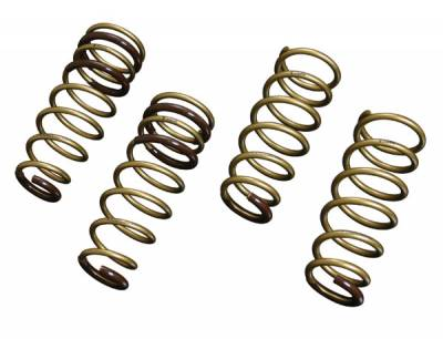Suspension - Lowering Springs  - TEIN  - Tein 11+ Scion tC H. Tech Springs: SKQ30-BUB00