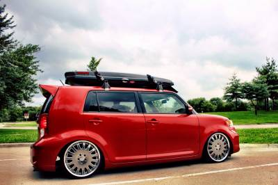 Dare 2B Different! Motorwerks ® Exclusives - D2BD - D2BD Scion  xB 08-14 xGangster Upper Spoiler