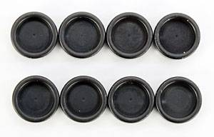 "Engine - Manley Standard .2165"" Stem Valves (5.5mm) Wear Caps (8 pcs): 42263-8"